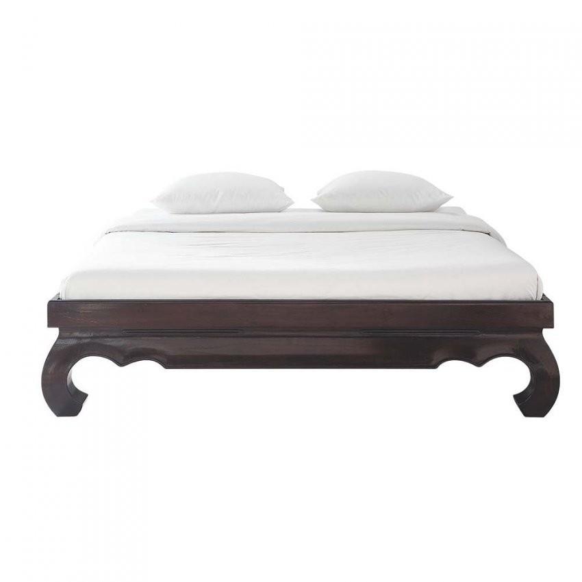 160 X 200 Bett Frisch Bett Aus Massivem Teakholz 160 X 200 Cm Opium von Opium Bett 160X200 Photo