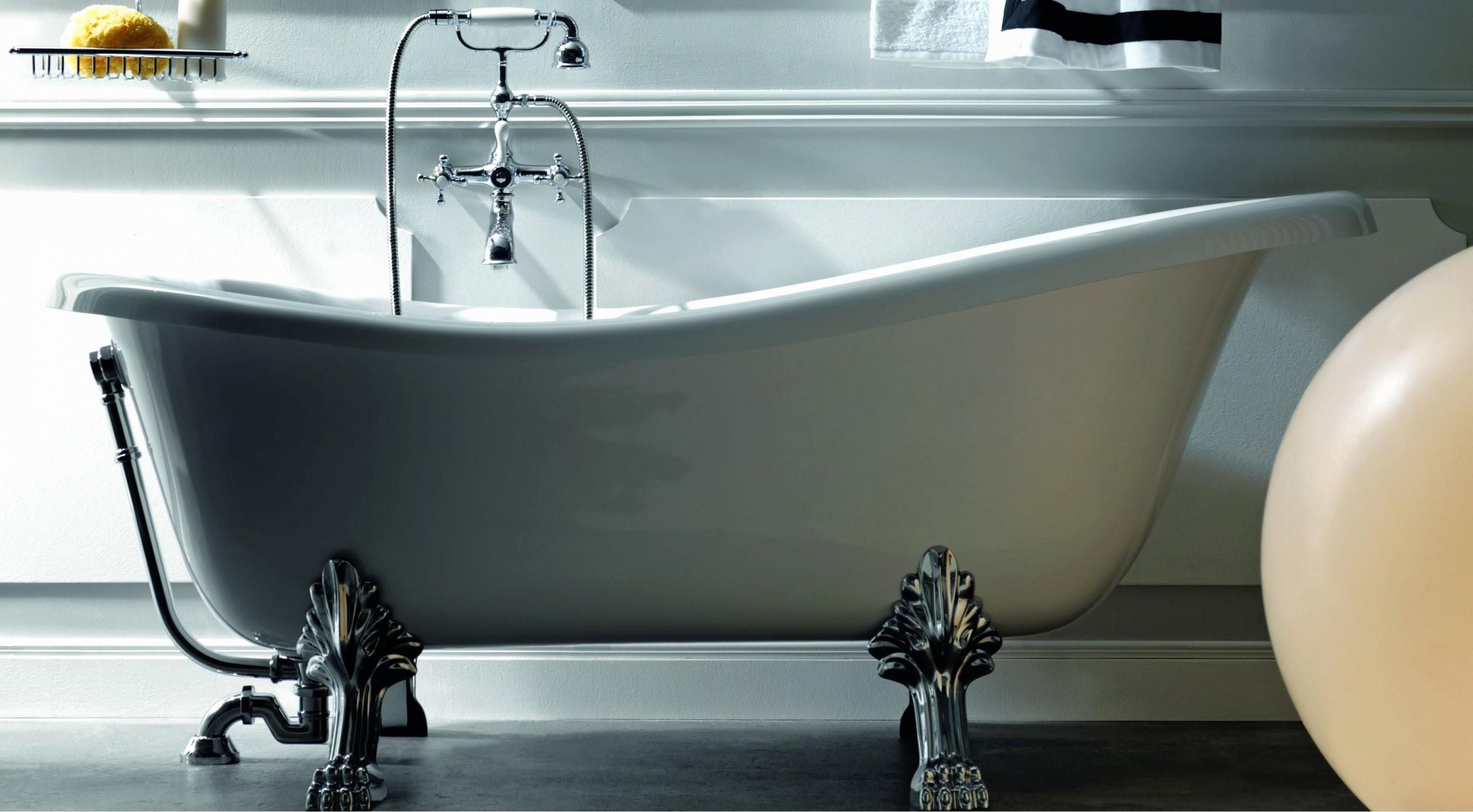 23 Erstaunlich Freistehende Badewanne Mit Füßen  Joaquintrias von Freistehende Badewanne Mit Füßen Photo