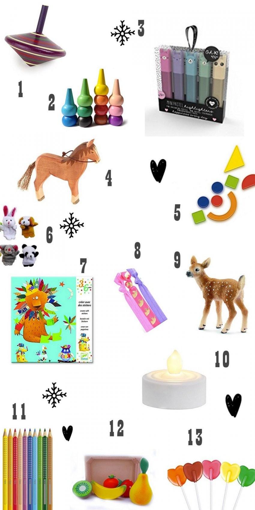 24 Kleinigkeiten  Freude Machen Mit Adventkalender  My Baby von Baby Adventskalender Selber Machen Photo