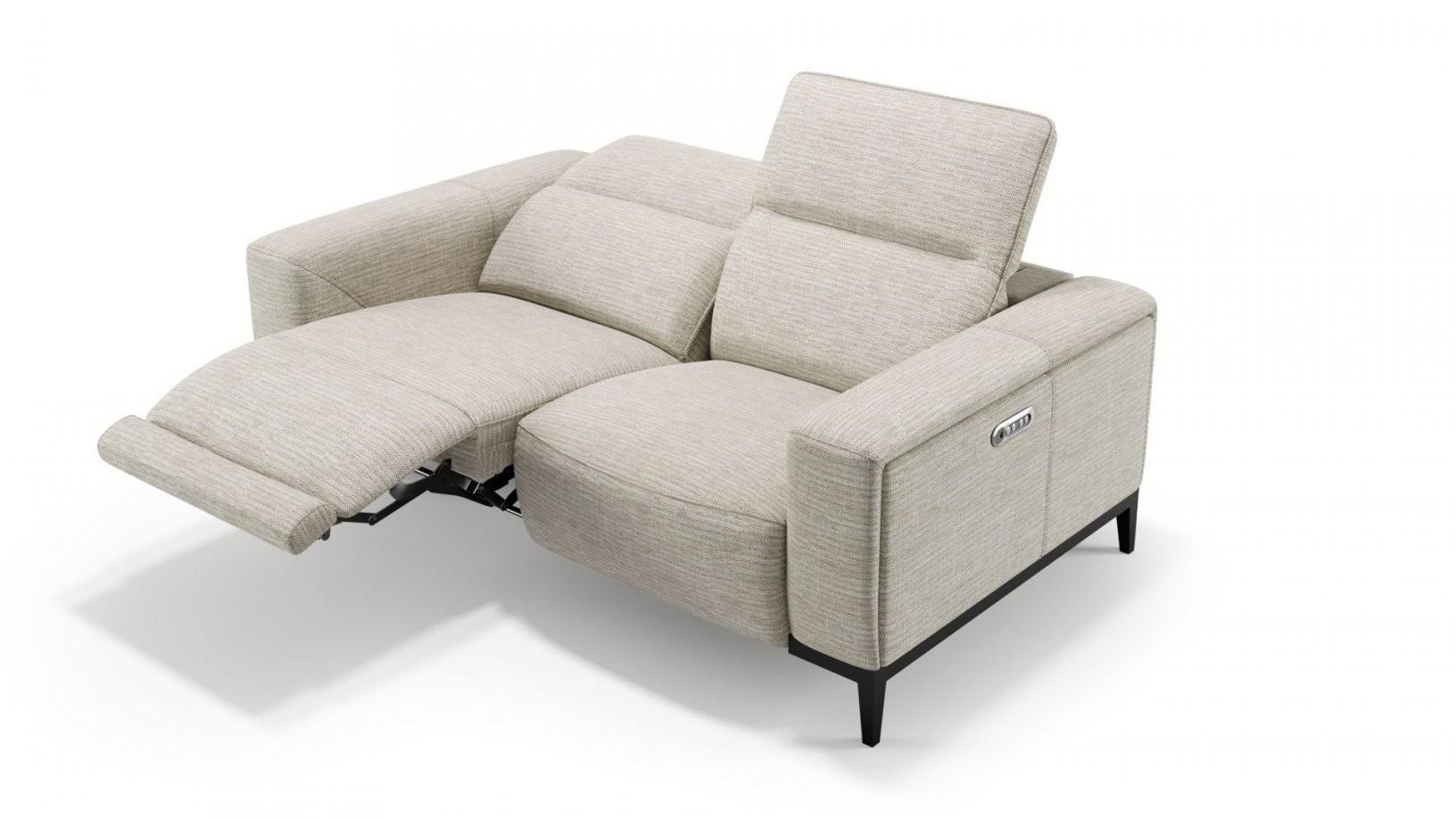2Sitzer Sofa Modern Mit Relaxfunktion  Sofanella von Zwei Sitz Sofa Photo