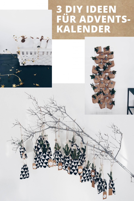 3 Einfache Und Günstige Diy Adventskalender Ideen Zum Selber Basteln von Adventskalender Für Erwachsene Selber Machen Bild