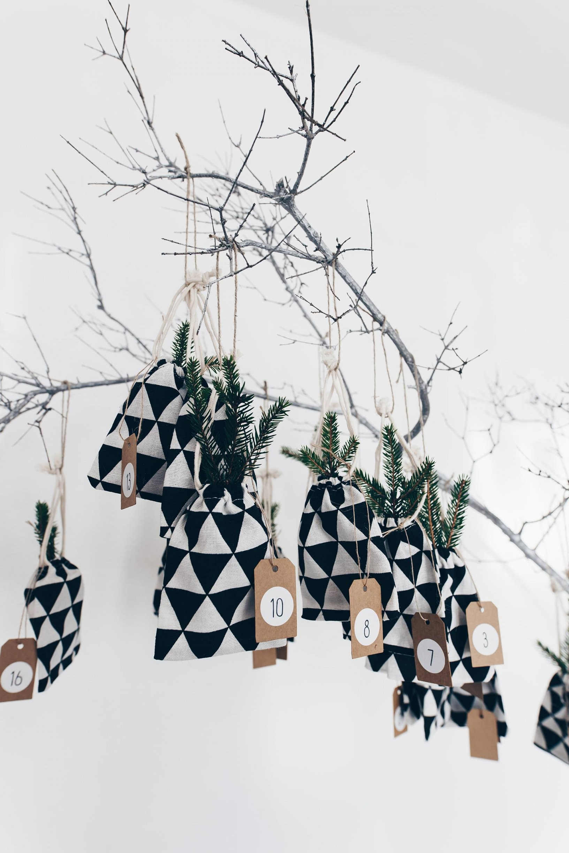 3 Einfache Und Günstige Diy Adventskalender Ideen Zum Selber Basteln von Adventskalender Für Erwachsene Selber Machen Photo