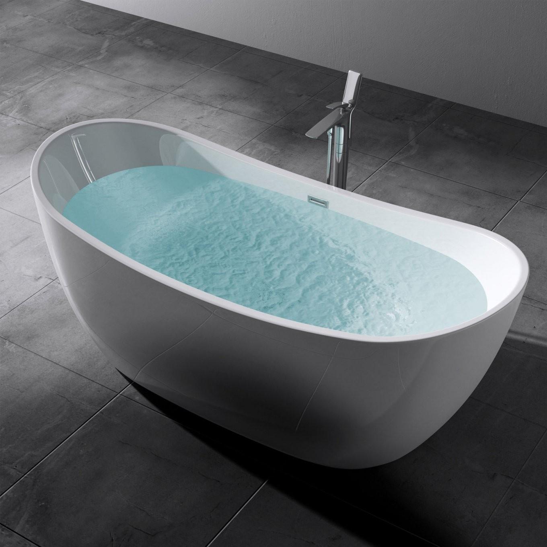 34 Luxus Freistehende Badewanne Eckig  Joaquintrias von Freistehende Badewanne Eckig Bild