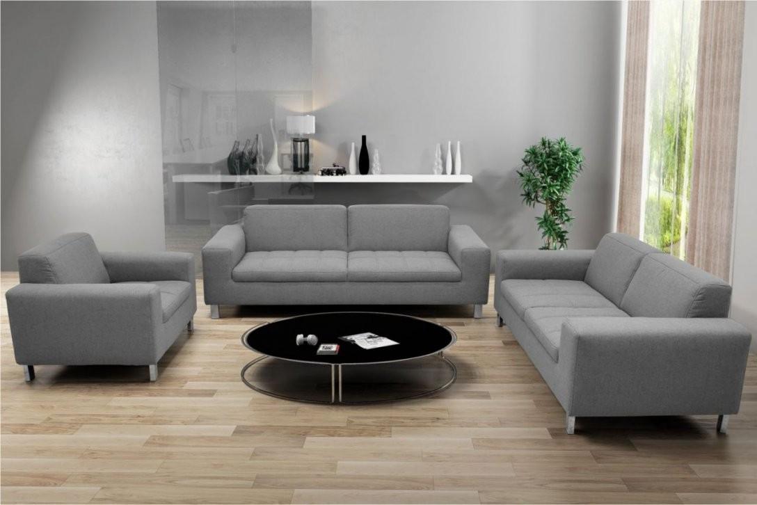 3Tlg Couchgarnitur 2Sitzer 3Sitzer Sofa Sessel Polstergarnitur 4 von 3 Sitzer Sofa Und 2 Sessel Bild