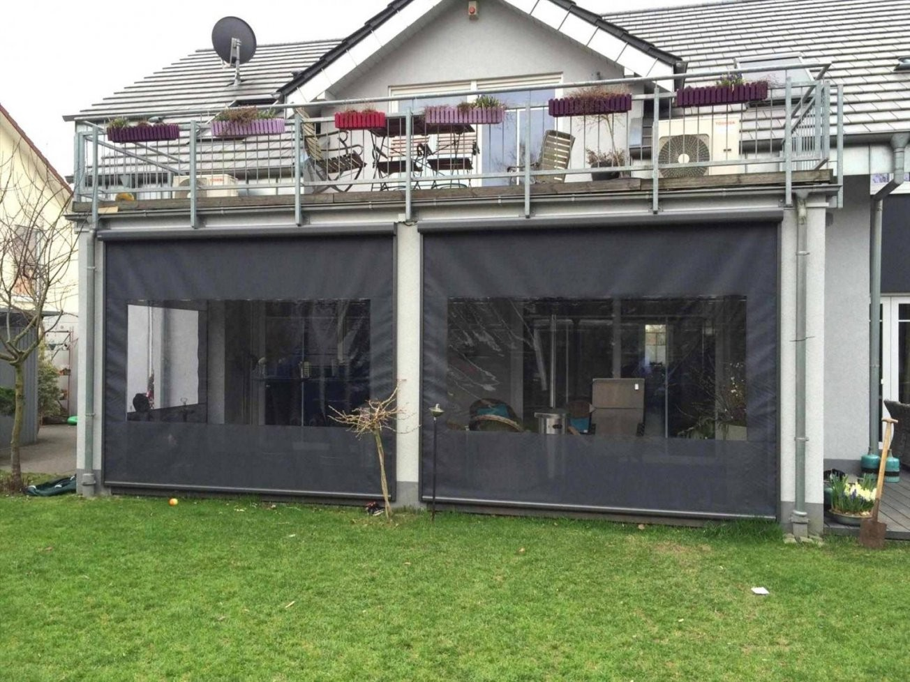64 Inspirational Regenschutz Terrasse Selber Bauen Wccp Von Balkon von Regenschutz Terrasse Selber Bauen Bild