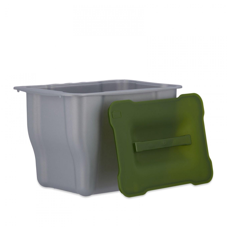 Abfallbehälter Küche Müllbehälter Biomülleimer Abfallsammler von Bio Mülleimer Küche Photo