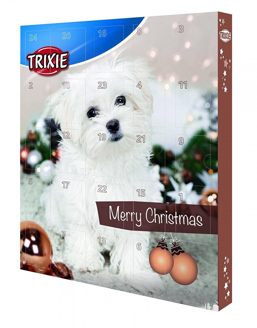 Adventskalender Für Hunde Selber Machen Oder Kaufen  Pfotenwelt Blog von Hunde Adventskalender Selber Machen Bild