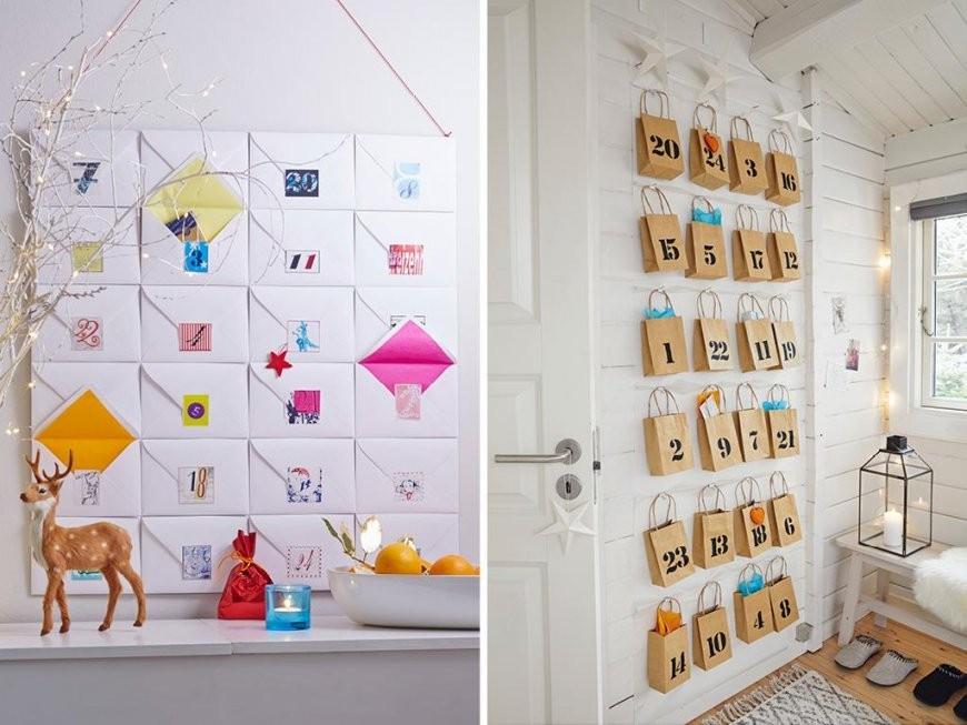 Adventskalender Selber Machen  Für Sie von Baby Adventskalender Selber Machen Bild