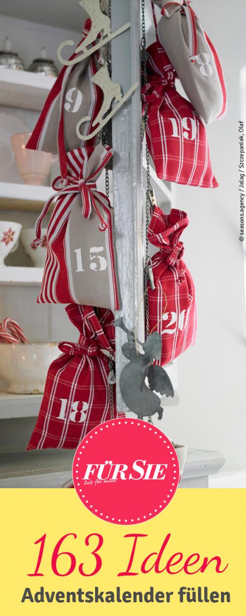 Adventskalender Selbst Befüllen  Diy  Selbermachen  Pinterest von Adventskalender Frauen Selber Machen Photo