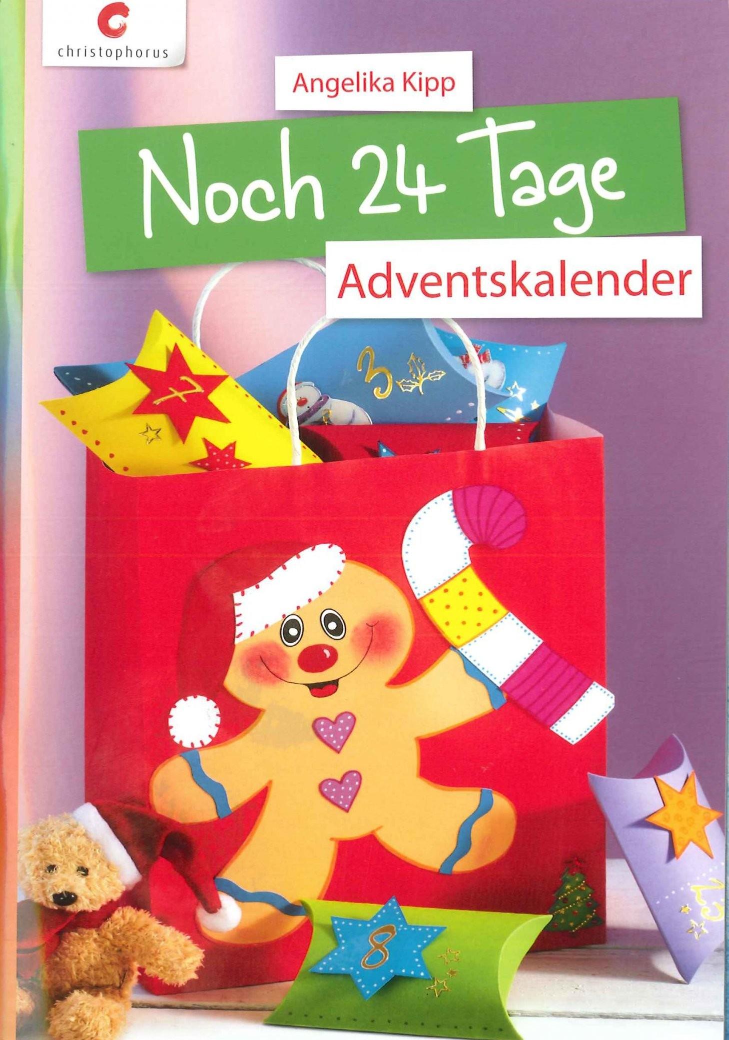 Adventskalender Selbst Gebastelt  Die Stadtbibliothek Rheinberg Bloggt von Baby Adventskalender Selber Machen Bild