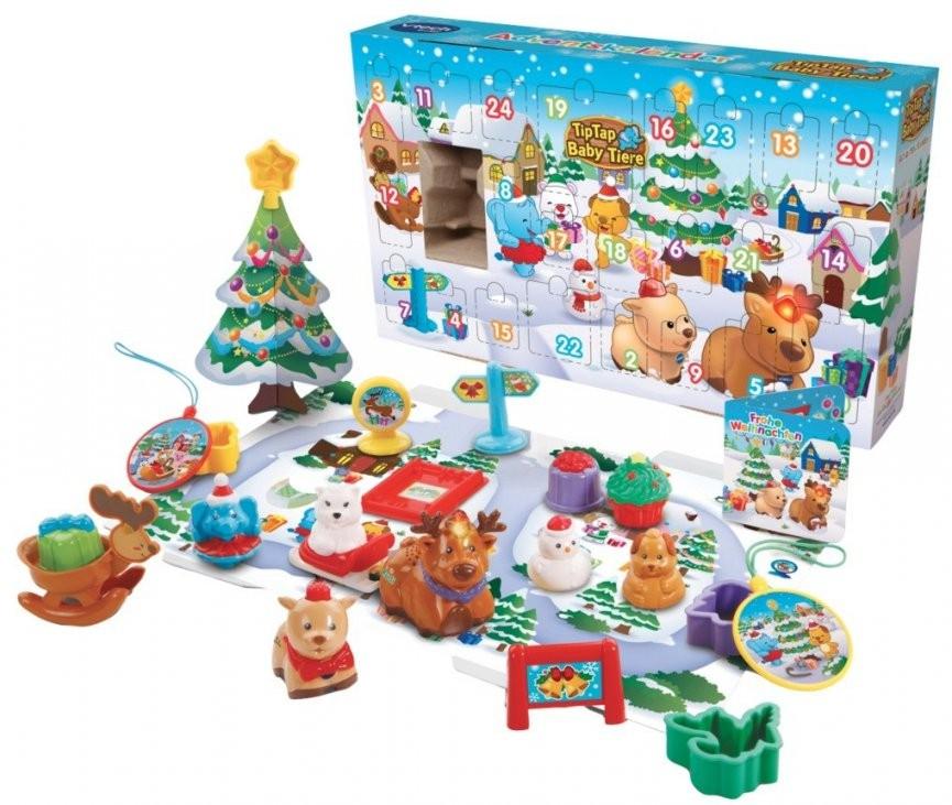 Adventskalender Spielzeug Statt Schokolade  Childhood Business von Baby Adventskalender Selber Machen Bild