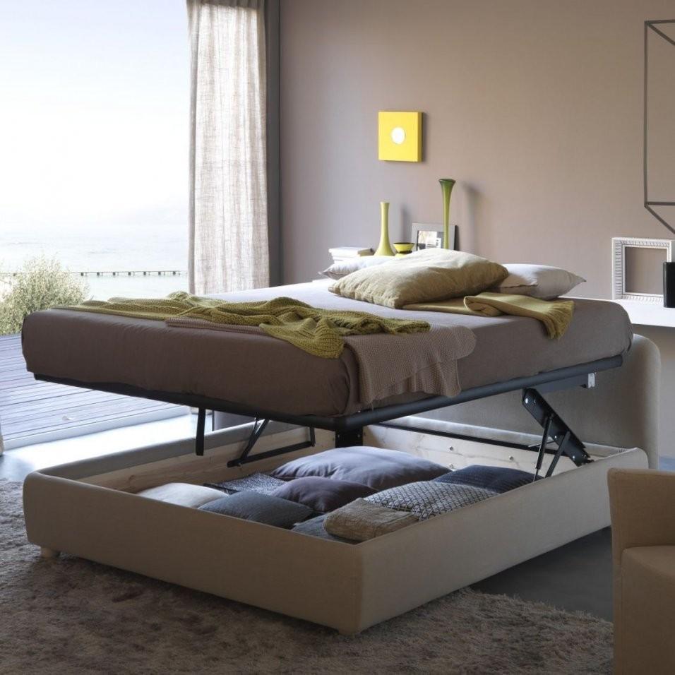 bett 180x200 cm doppelbett stauraumbett funktionsbett wei rost von stauraum bett 180x200 bild. Black Bedroom Furniture Sets. Home Design Ideas
