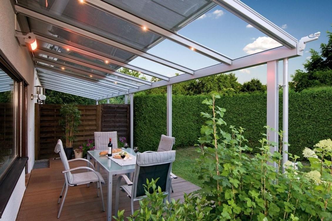 Am Besten Terrassendach Selber Bauen Terrassenuberdachung Selber von Terrassenüberdachung Selber Bauen Glas Bild