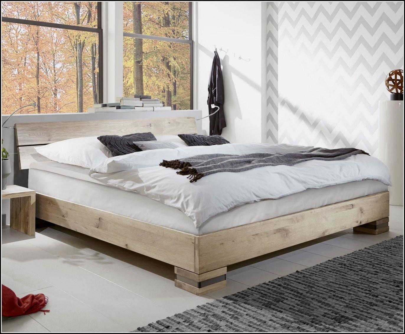 Ausgezeichnet Bett Mit Matratze 180X200 Komplett Betten 160X200 von Bett Weiß 180X200 Holz Bild
