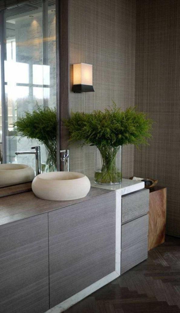 Bad Deko Ideen Badezimmer Deko Ideen  Badezimmer von Badezimmer Dekorieren Ideen Und Design Bilder Bild
