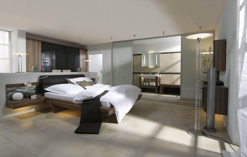 Baddesign Und Schlafzimmer Vereint Geht Das Tipps Wie Es Geht von Freistehende Badewanne Im Schlafzimmer Photo