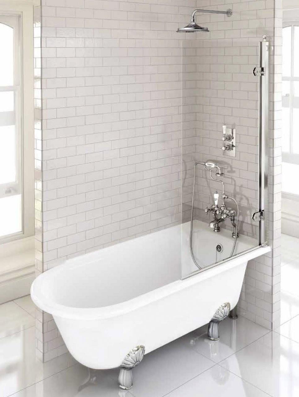 Badewanne Freistehend Antik  Retro Antik Messing Badewanne Dusche von Retro Badewanne Freistehend Bild