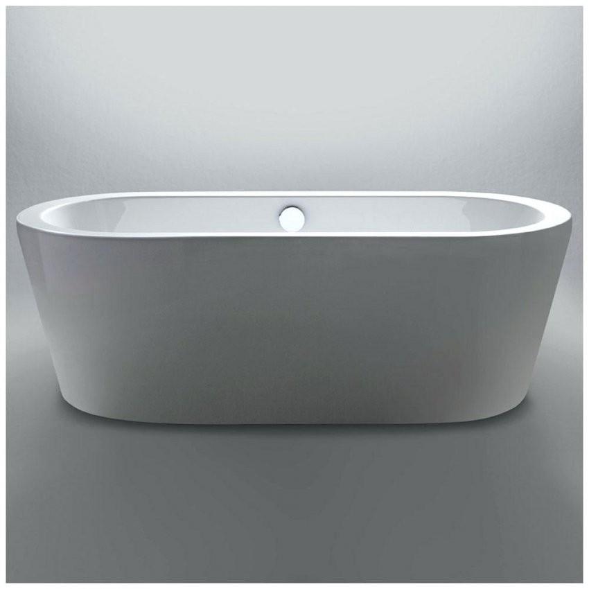 Badewanne Freistehend Mineralguss Tolles Moderne Dekoration Oben von Ovale Badewannen Freistehend Bild