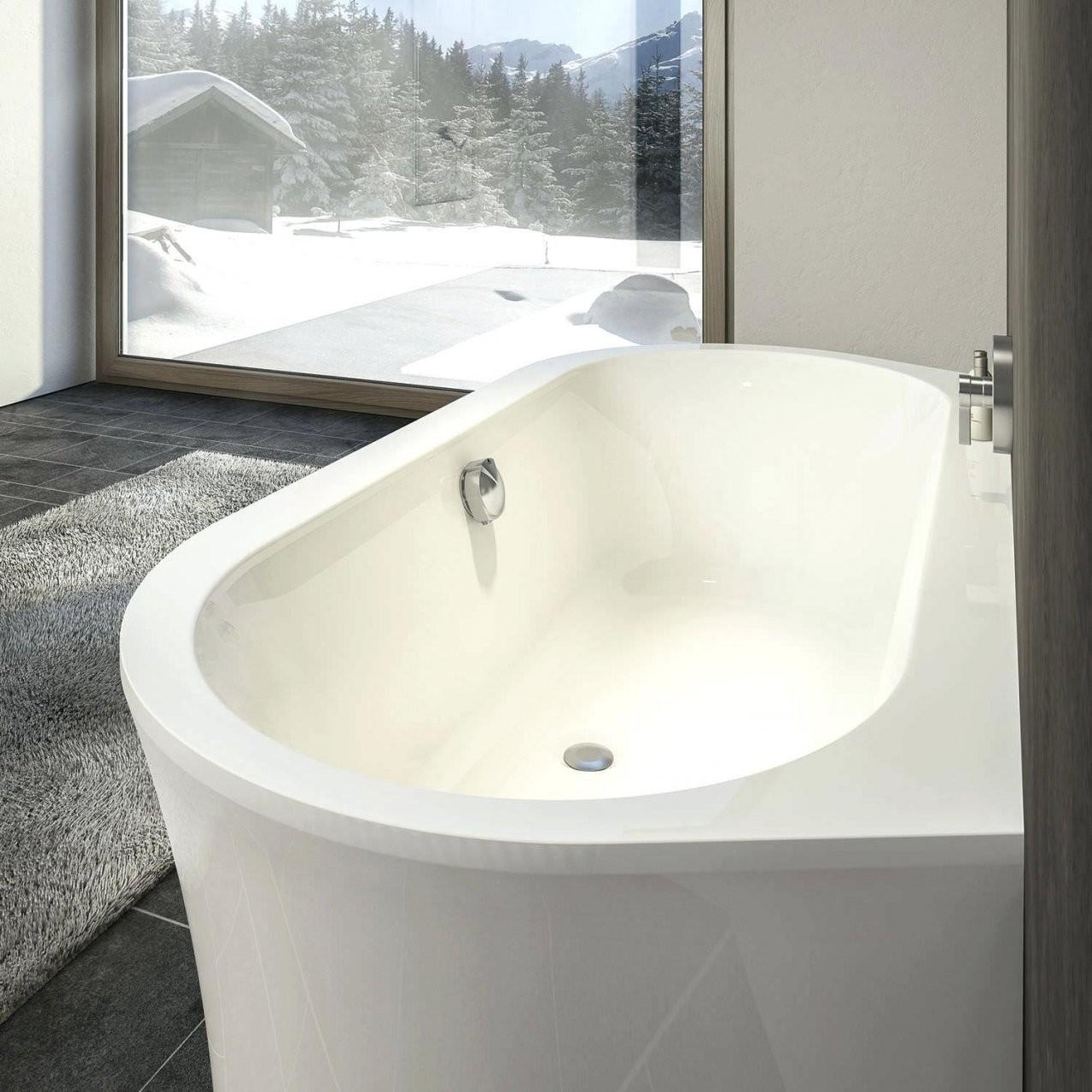 Badewanne Oval Freistehend Für Badewanne Freistehend Mineralguss Top von Ovale Badewannen Freistehend Bild