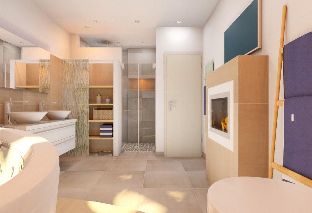 Badgestaltung Ideen  Beispiele Professioneller Planungen  My von Planung Badezimmer Ideen Bild