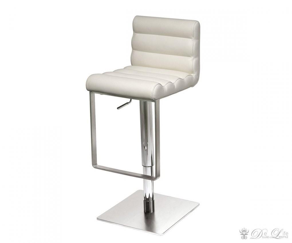 Barhocker Weiß Leder Ansprechend Auf Kreative Deko Ideen Auch Siana von Barhocker Weiß Leder Bild