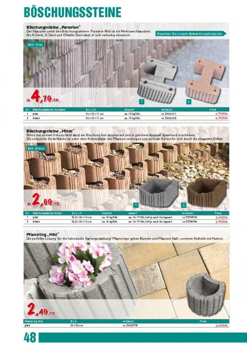 Baumax Angebote  Steine Im Garten 2013  Seite No 4856 von Bauhaus Steine Garten Bild