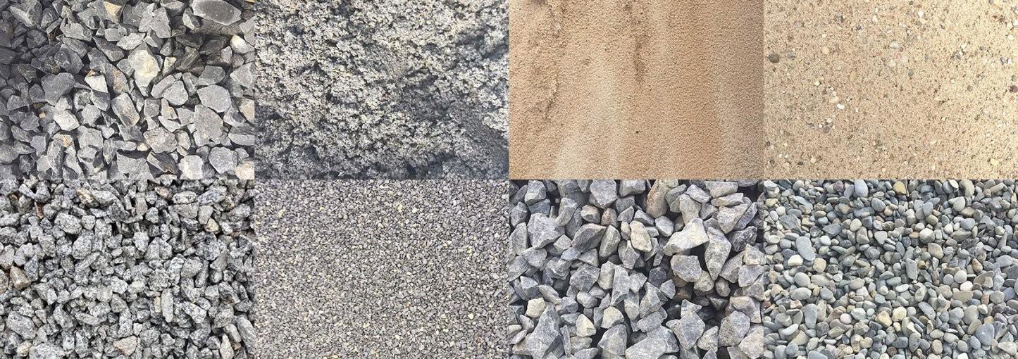 Baustoffe Schlemmer  Garten Und Landschaftsbau von Garten Splitt Steine Photo