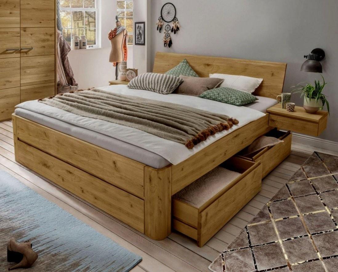 Beeindruckend Holzbalken Bett Selber Bauen Holz Rahmen Stauraum Mehr von Bett Holz 200X200 Bild