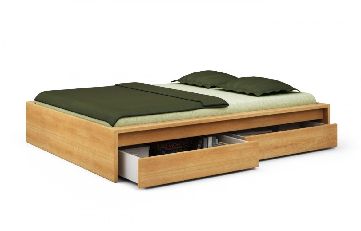 Beste Betten Günstig 140X200 Bett Selber Bauen Kirschbaum Paul A1 22 von Bettgestell 140X200 Günstig Bild