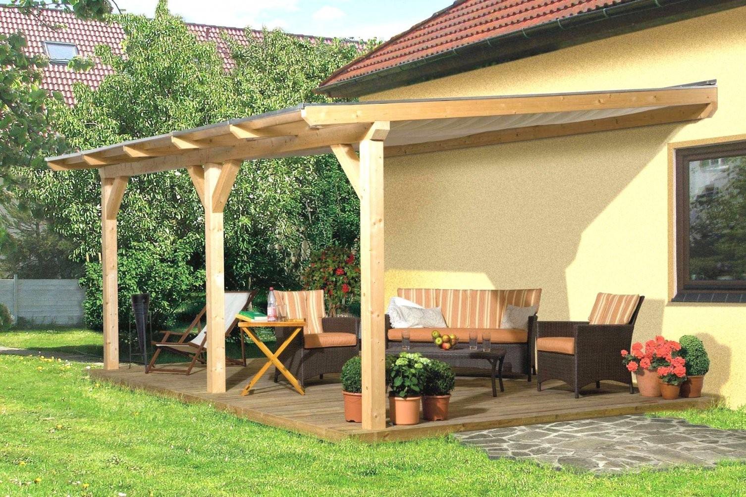 Beste Von Terrassenuberdachung Alu Glas Bausatz Planen von Terrassenüberdachung Freistehend Holz Selber Bauen Photo
