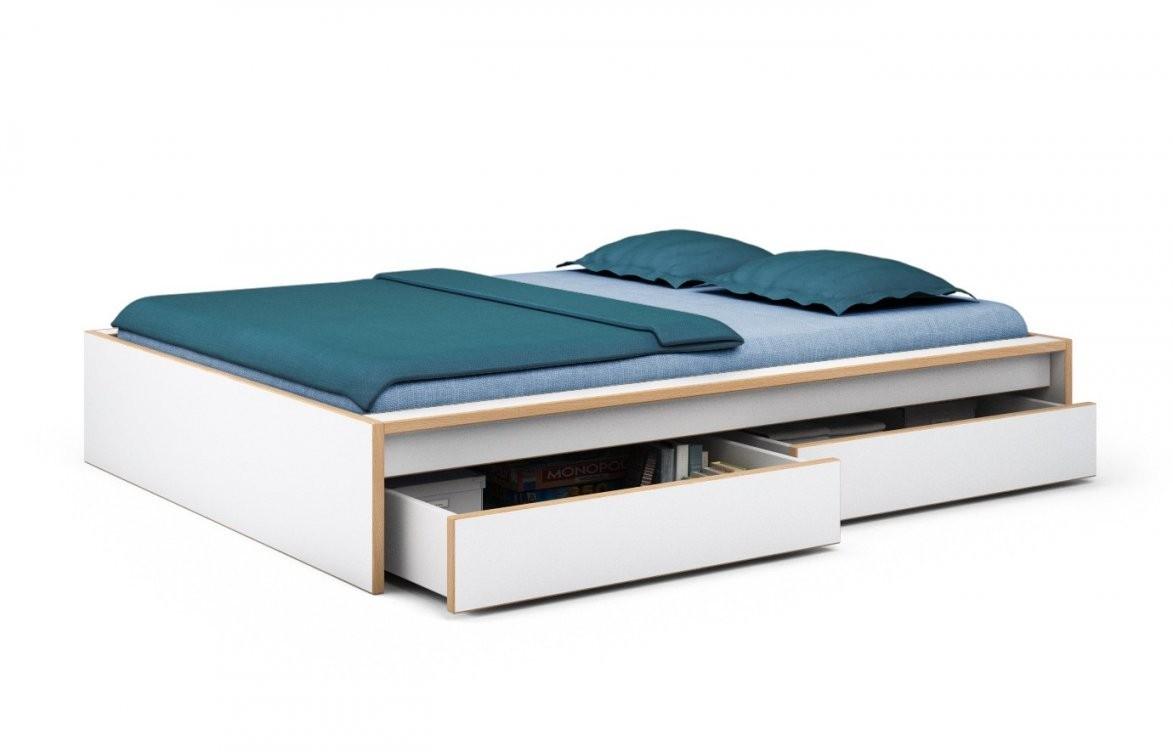 Bett 120X200 Weiß von Günstige Betten 120X200 Bild