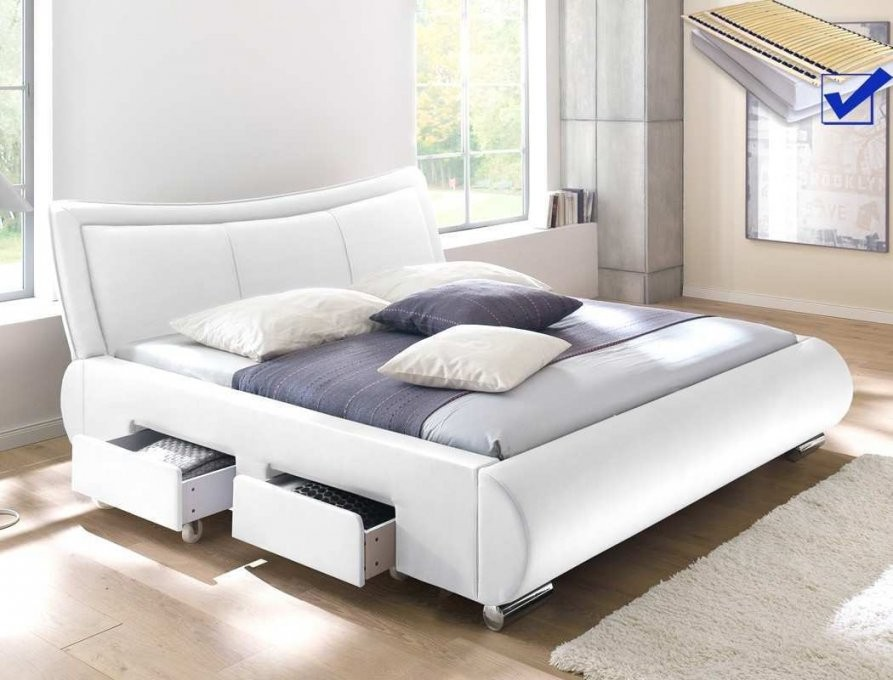 Bett 140×200 Mit Matratze Und Lattenrost Trend Alert Für Ihre Betten von Weißes Bett 180X200 Photo
