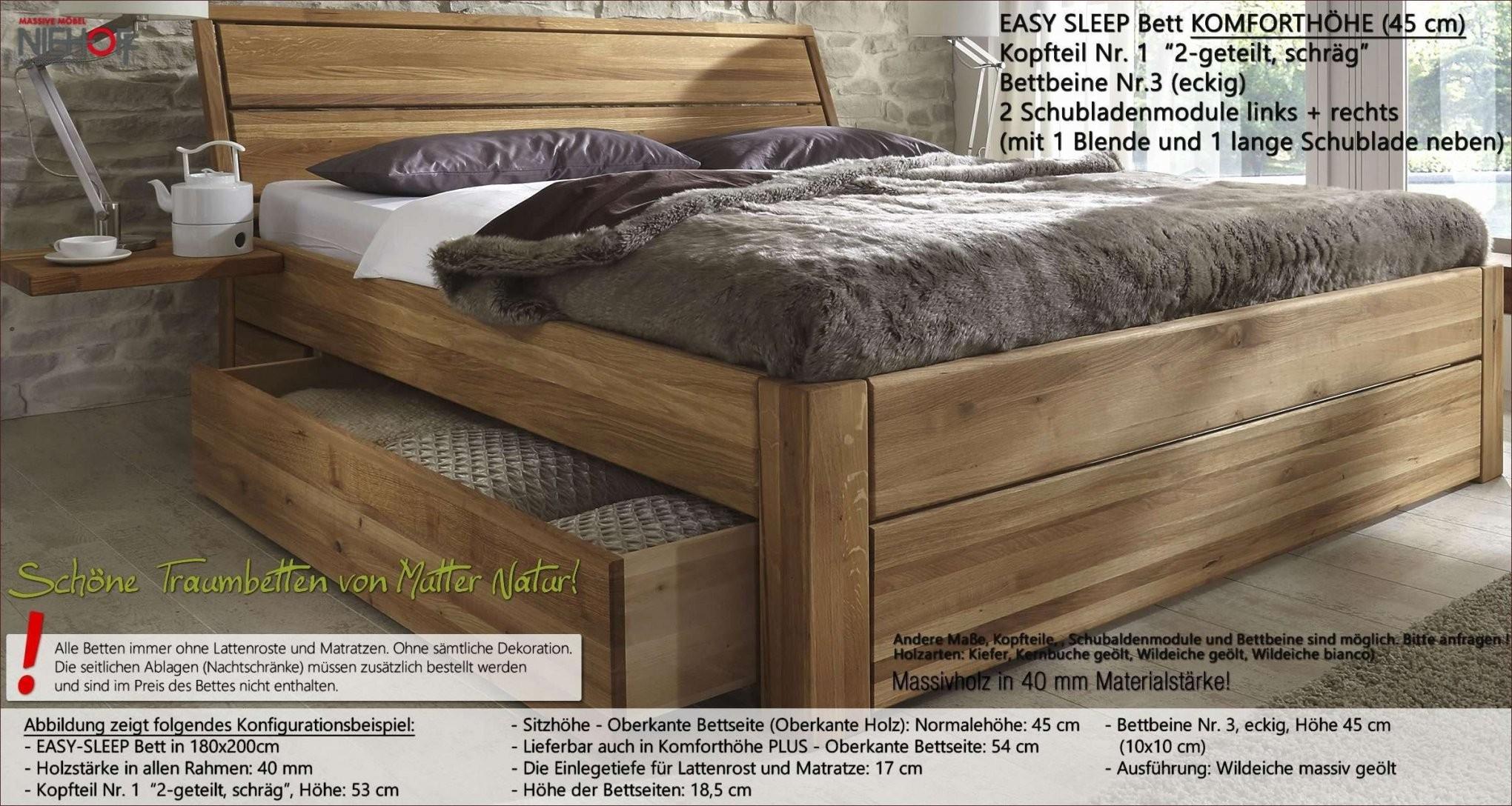 Bett 140×200 Weiß Mit Lattenrost Einzigartig Bett 140—200 Weiß Mit von Bettgestell Mit Schubladen 140X200 Photo