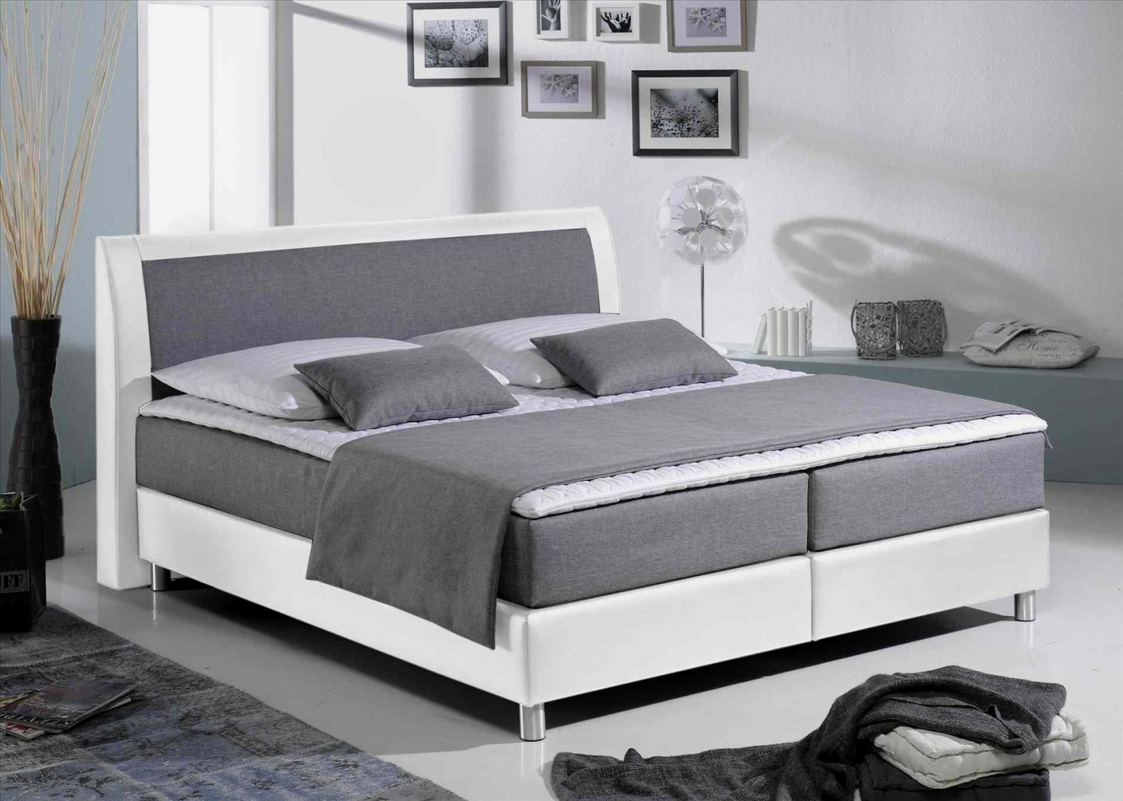 Bett 140×200 Weiß Mit Lattenrost Neu Elegant Matratzen 140—200 von Bett 140X200 Weiß Mit Lattenrost Und Matratze Günstig Bild