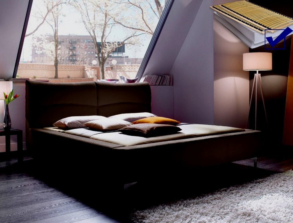 Bett 160X200 Mit Lattenrost Und Matratze Polsterbett Cloude Cm von Bett Mit Lattenrost Und Matratze 160X200 Photo