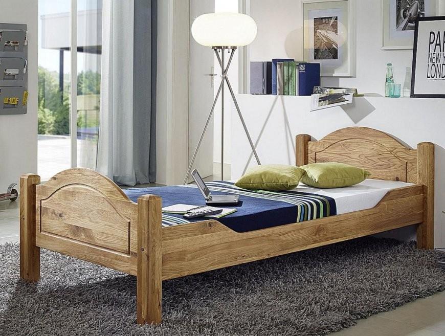 Bett 180X200 Doppelbett Eiche Lisa Wildeiche Geölt von Bett Eiche Massiv 180X200 Photo