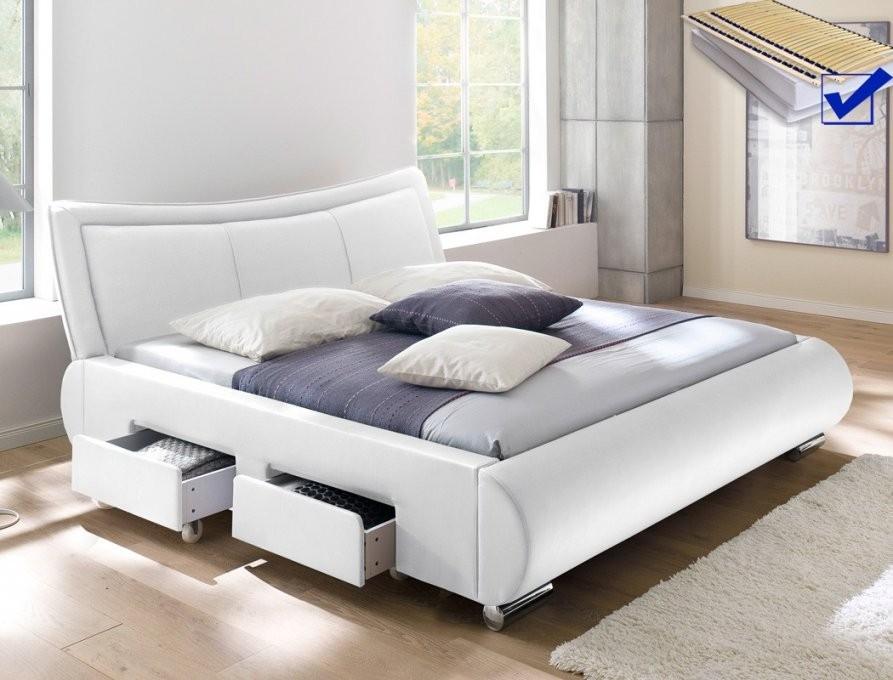 Bett 180X200 Günstig Demütigend Auf Kreative Deko Ideen Für Betten von Bett Mit Matratze Und Lattenrost 90X200 Photo