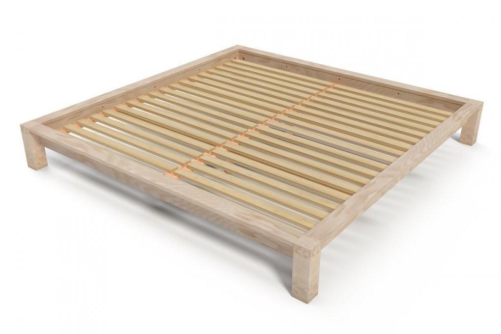 Bett 200X200 Cm King Size Holz  Abc Meubles von King Size Bett 200X200 Photo