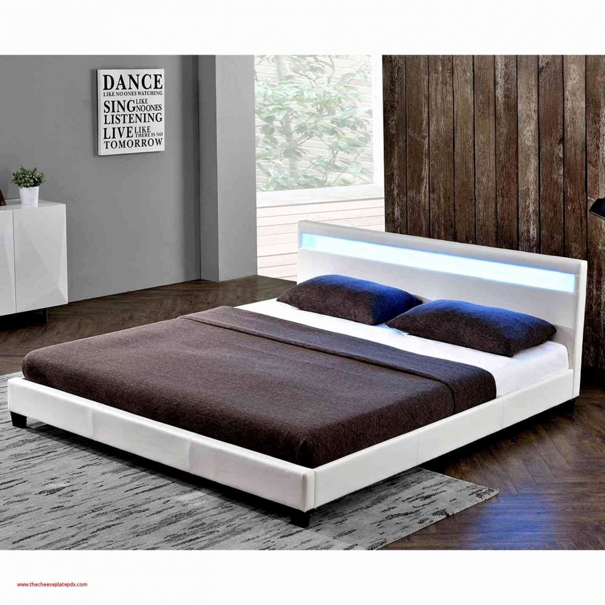Bett 200×200 Günstig Komfort Erfreut Einzigartiger Bettrahmen Ideen von Bett 200X200 Günstig Photo