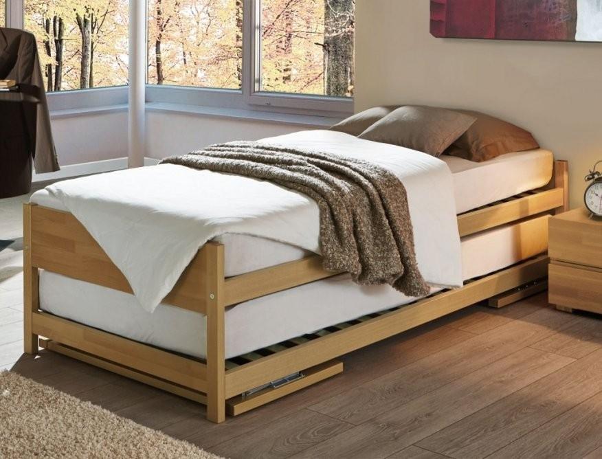 Bett Ausklappbar Elegant Bett Zwei Matratzen Plus Beiläufig Bett von Bett Mit Zwei Matratzen Bild