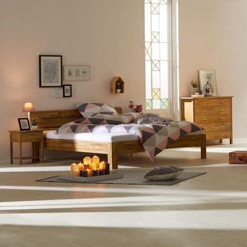 bett eiche massiv 180x200 haus bauen. Black Bedroom Furniture Sets. Home Design Ideas