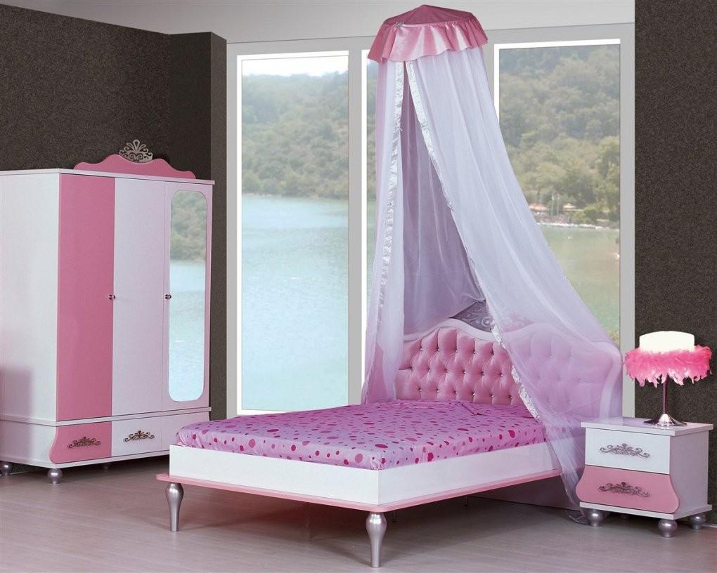 Bett Für Mädchen Kinderzimmer Prinzessin Kinder Bett M Dchen Pink von Mädchen Bett 140X200 Bild