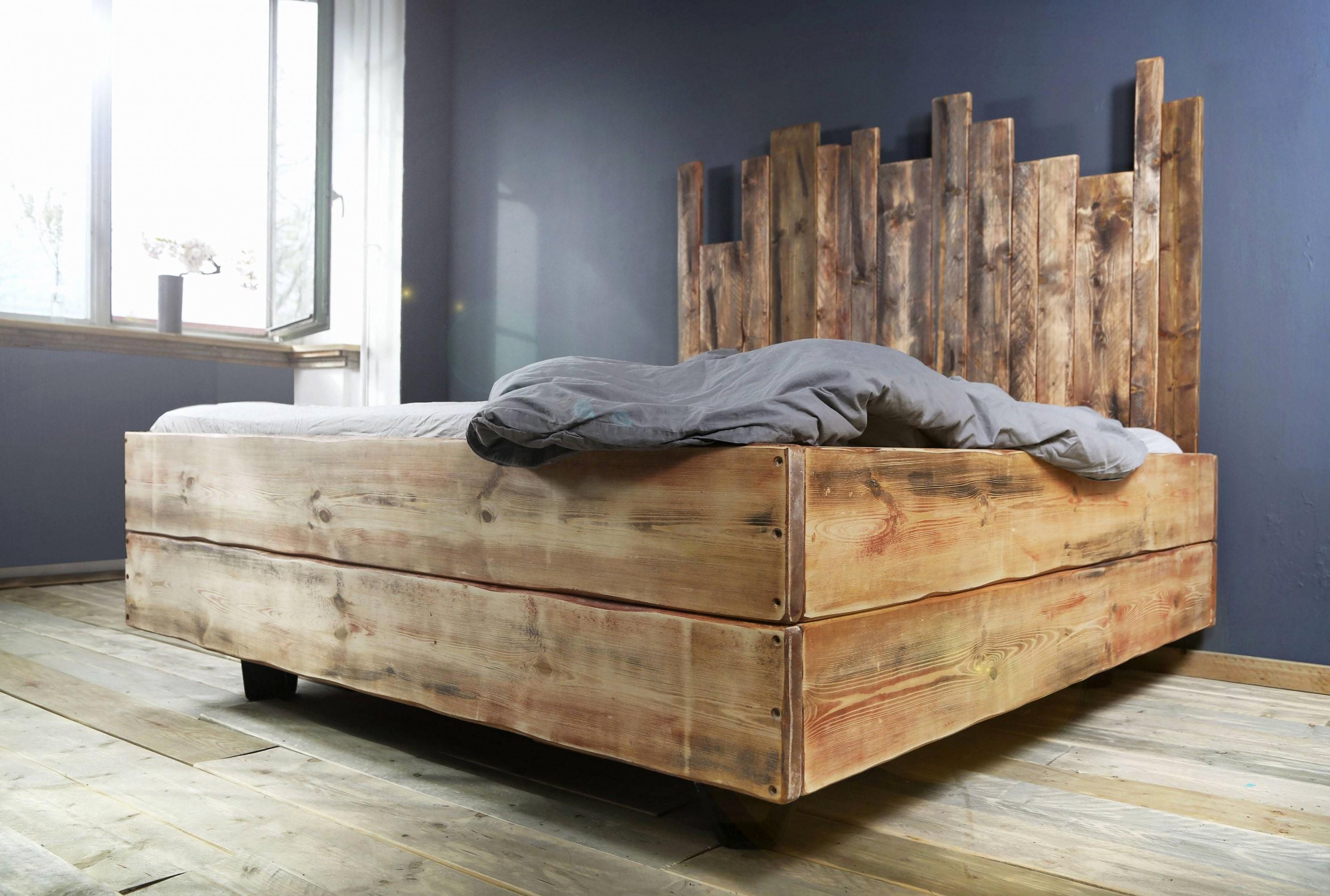 Bett Holz 200×200 Elegant Bett 200×200 Weiß Holz Neu Schwebendes von Bett Holz 200X200 Photo