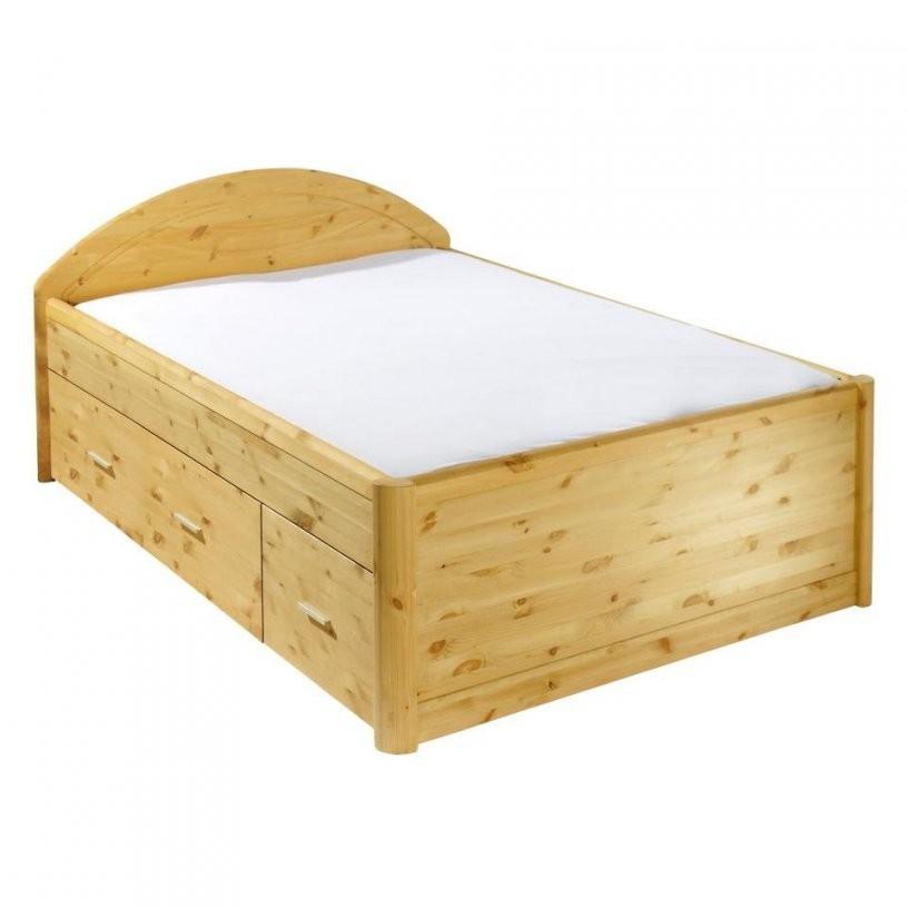 Bett Kiefer Natur Lackiert Preiswert  Dänisches Bettenlager von Betten 120X200 Dänisches Bettenlager Photo