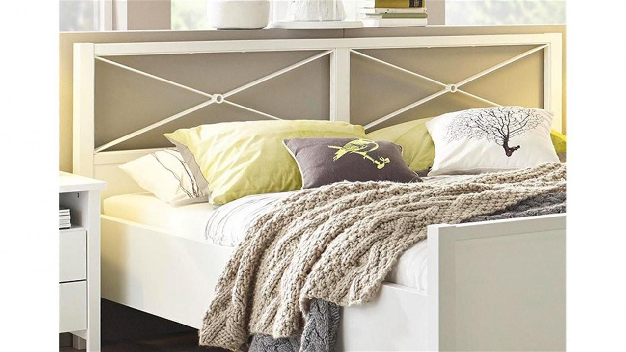 Bett Marit Doppelbett Weiß Kopfteil Metall Weiß 180X200 Cm von Bett Metall Weiß 180X200 Bild