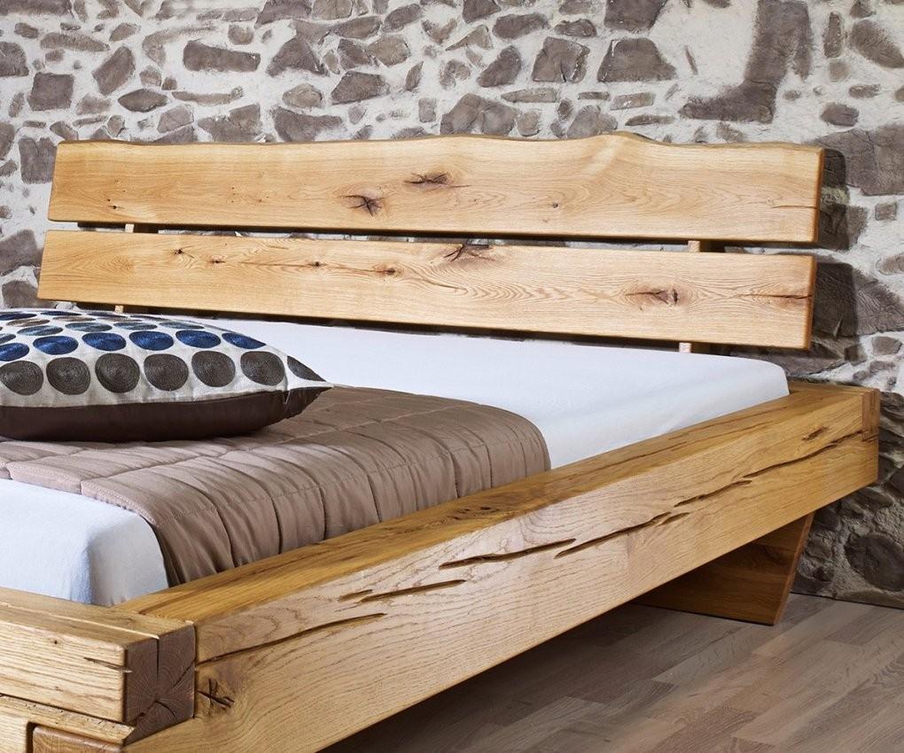 Bett Massivholz 180X200 Spektakulär Auf Kreative Deko Ideen Mit von Echtholz Bett 180X200 Bild