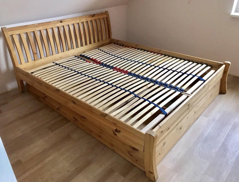 Bett Mit Bettkasten 180X200 Daenisches Bettenlager  Qpw Decoration von Bett Mit Bettkasten 180X200 Dänisches Bettenlager Bild
