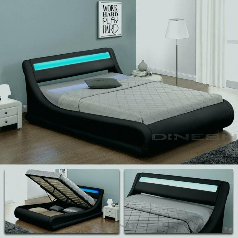 Bett Mit Led 140×200 Neu 24 Wunderbar Bett Mit Led Beleuchtung 140 von Bett 140X200 Mit Led Photo
