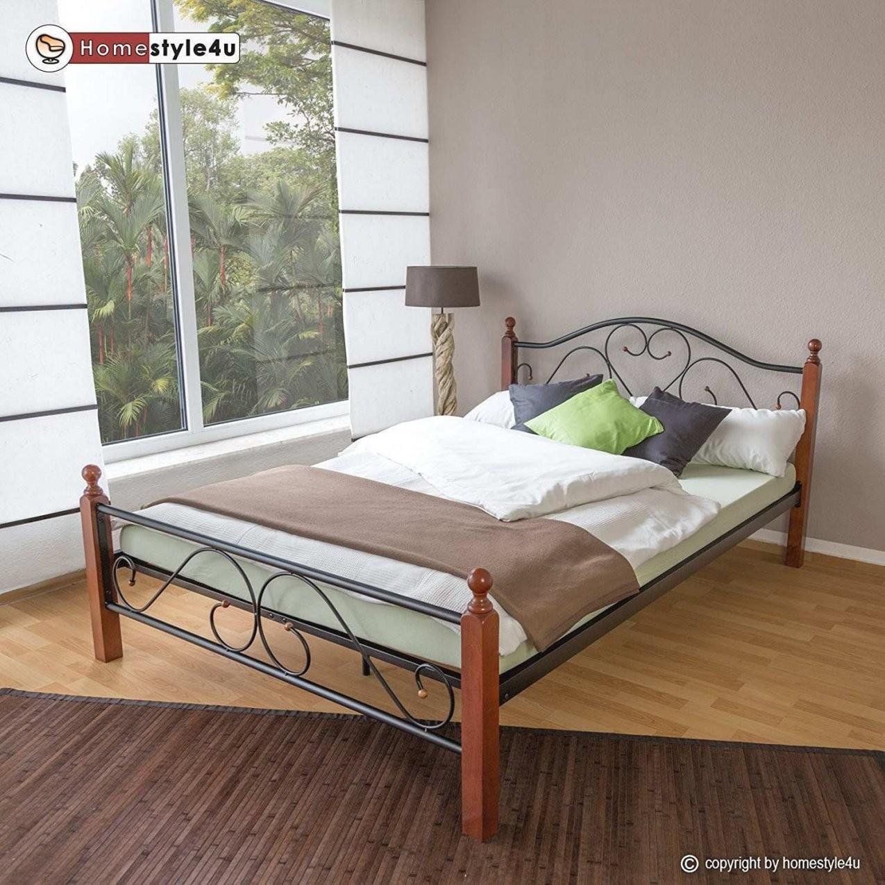 Bett Mit Matratze Und Lattenrost 160×200 Elegant Bett 160×200 Mit von Bett Mit Matratze Und Lattenrost 160X200 Bild