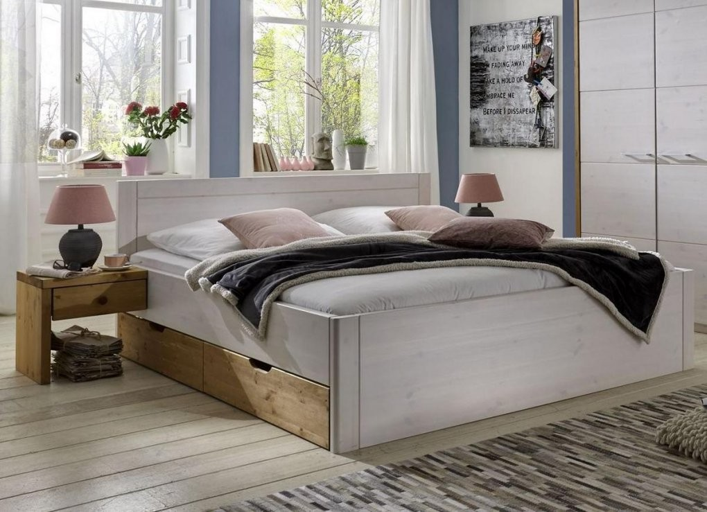 Bett Mit Schubladen 160X200 Atemberaubend Auf Kreative Deko Ideen von Bett Mit Stauraum 160X200 Bild